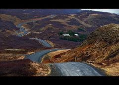 Long and winding road ...