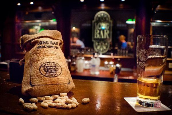 Long Bar / High ISO