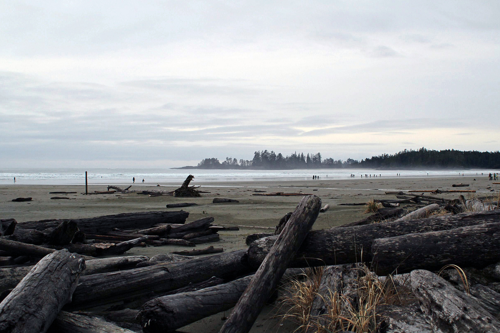 Long Beach auf Vancouver Island