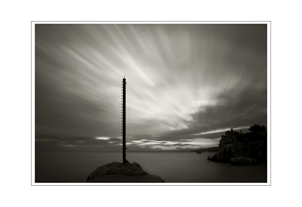 long exposures in black&white #2