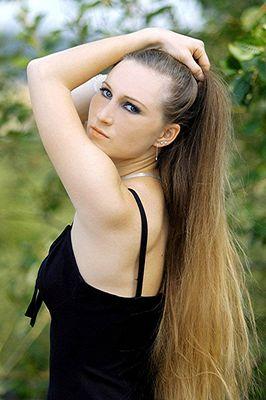long hair ;-)