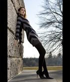 Long Legs - Short Stripes