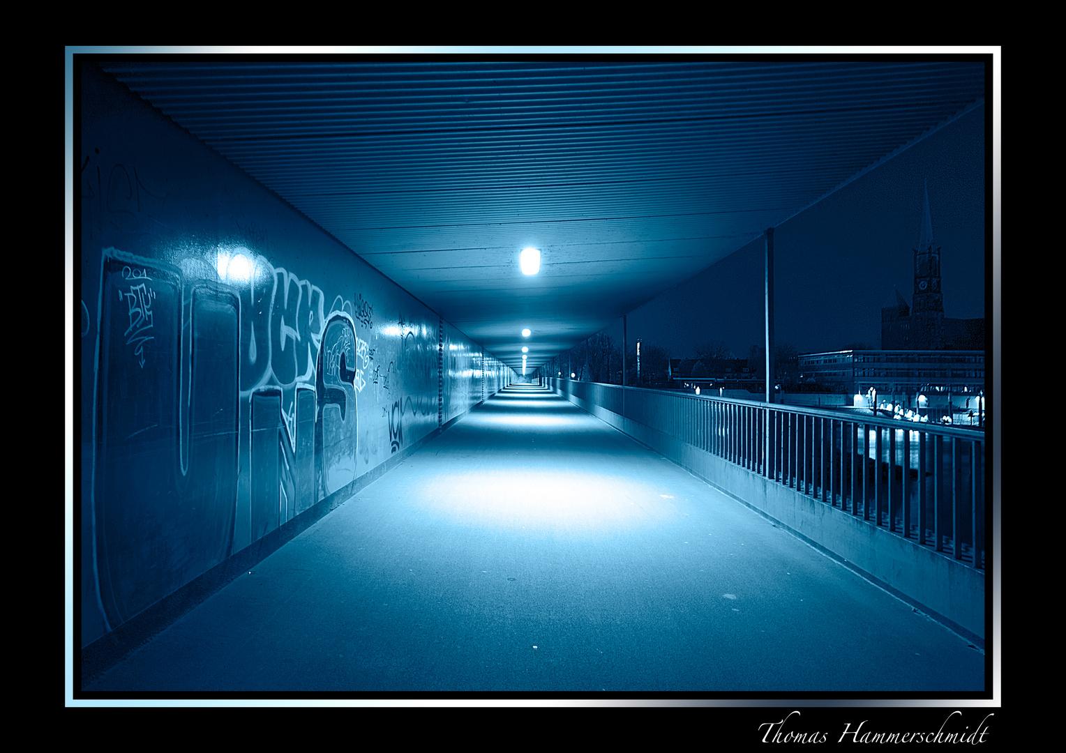 Long Way in Blue