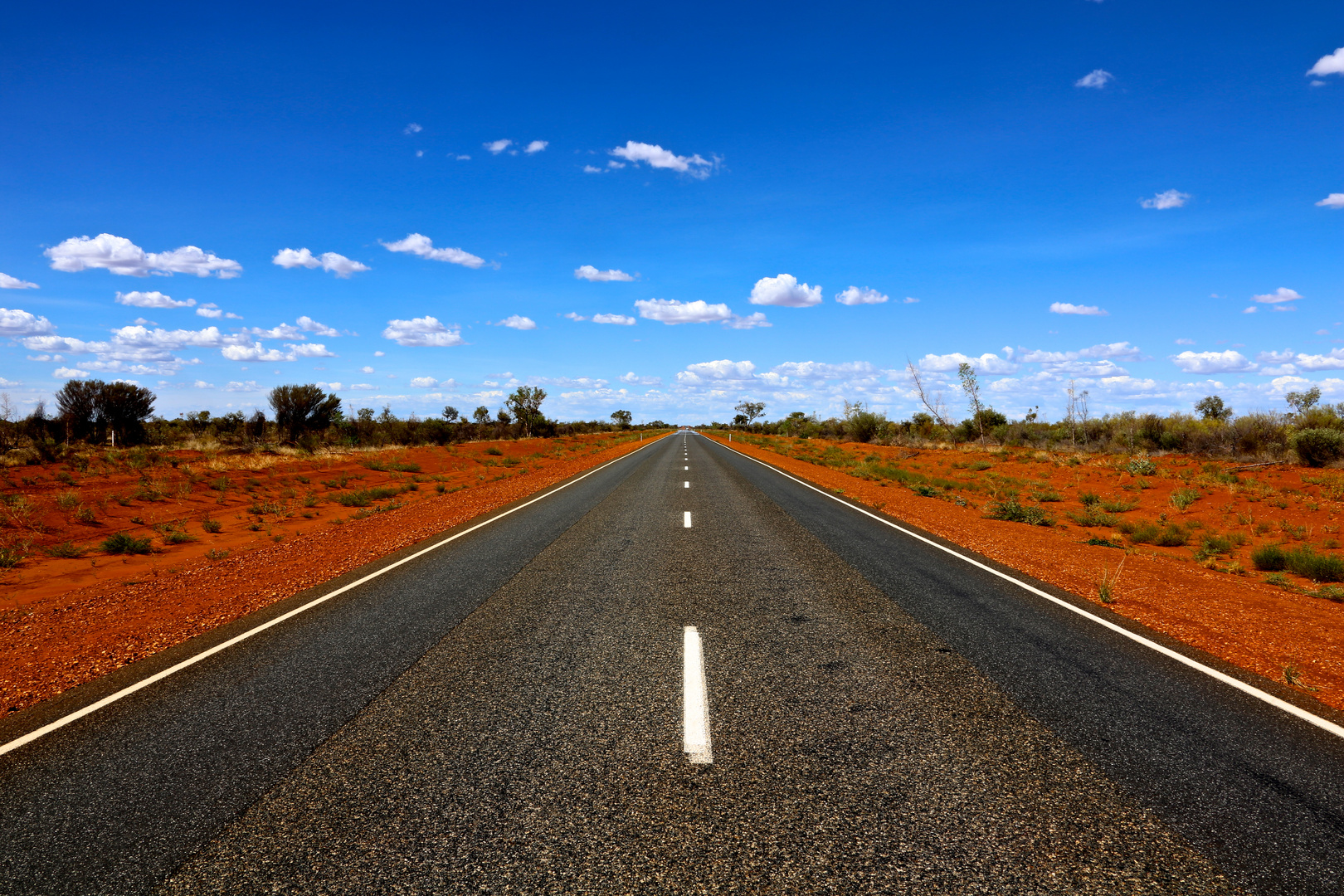 Long way to go ….. Australian Outback