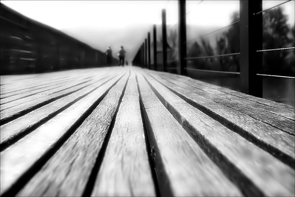 Long way to walk