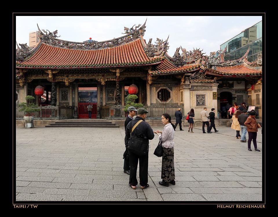 Longshan Temple I, Taipei / TW