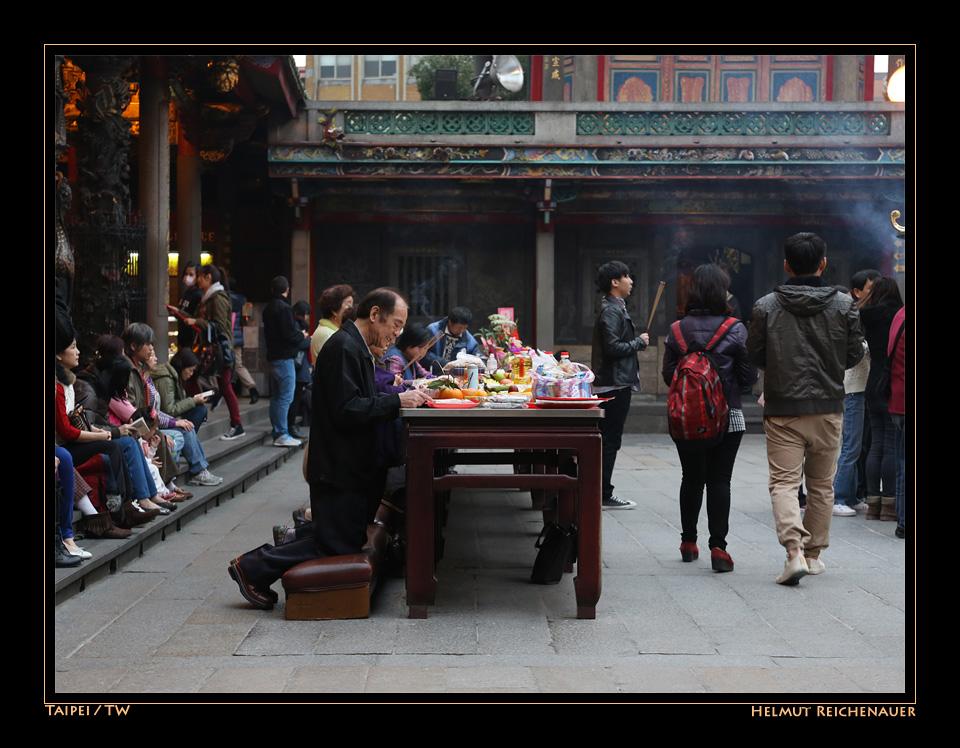 Longshan Temple V, Taipei / TW