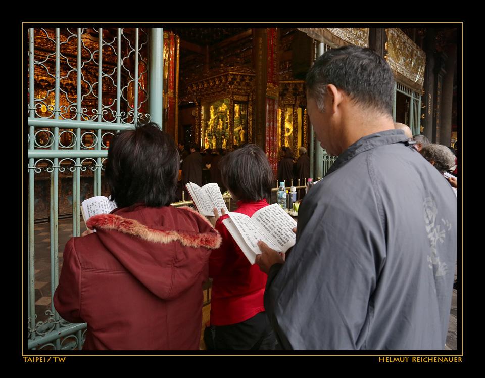 Longshan Temple XIII, Taipei / TW