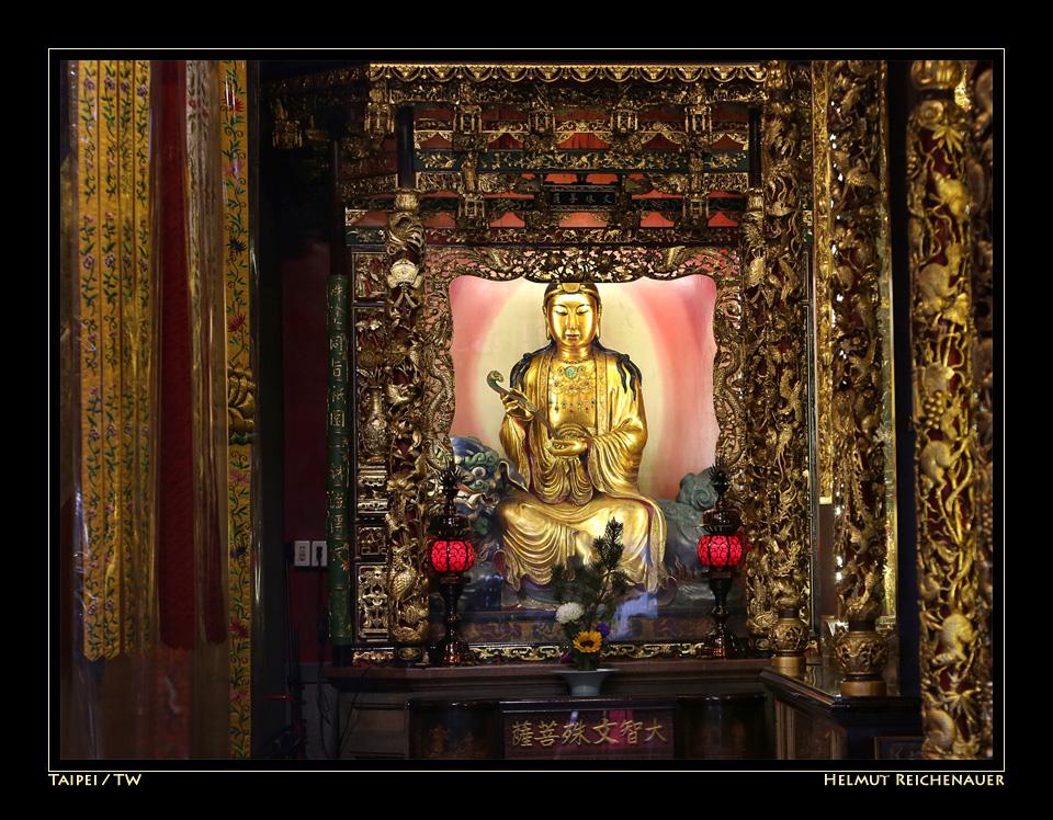 Longshan Temple XX, Taipei / TW