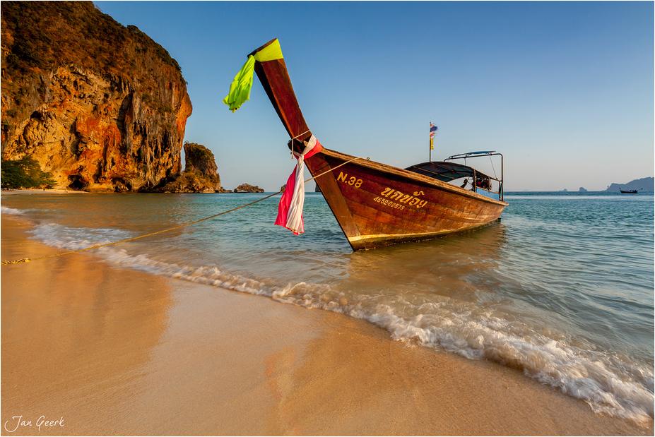 Longtailboat Paradise II