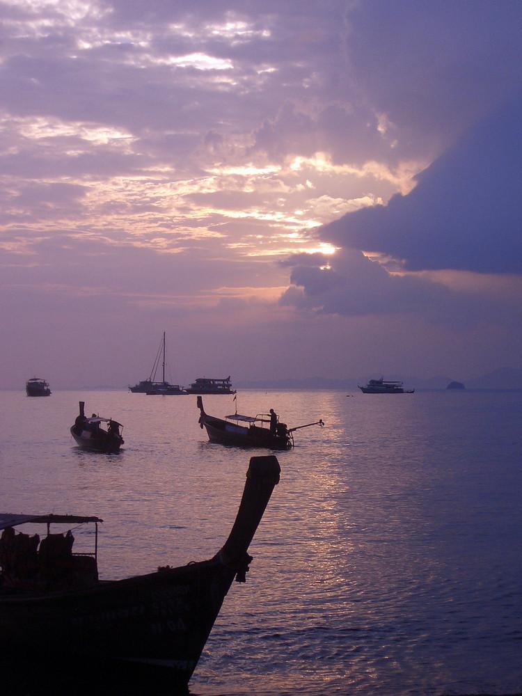 Longtailboot Krabi