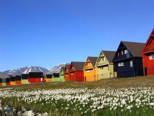 Longyearbyen / Spitsbergen