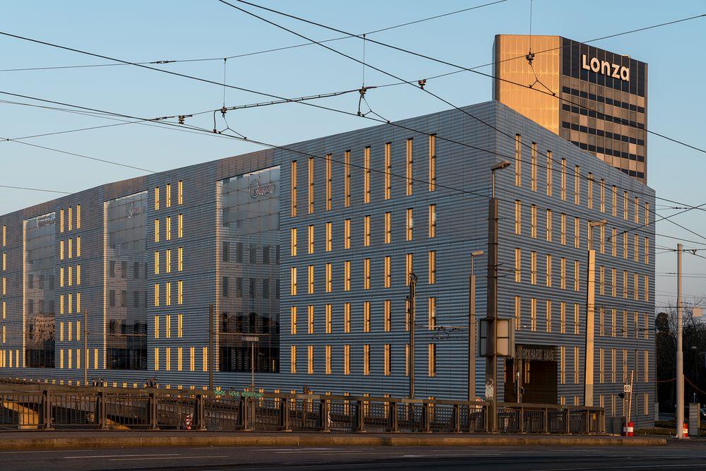 Lonza und Burckhardt-Haus