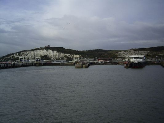 look back to Dover