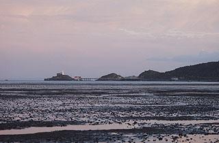 looking over swansea bay