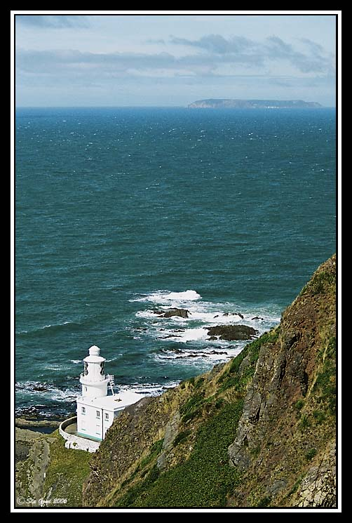 Looking to Lundy