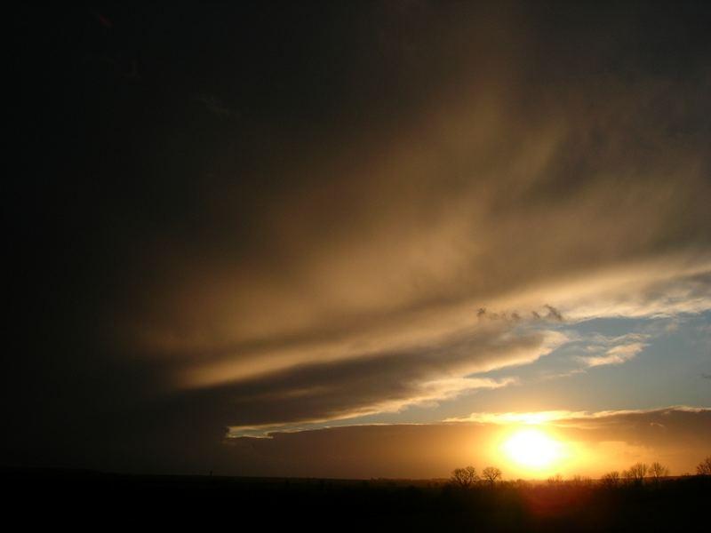 l'orage s'approche