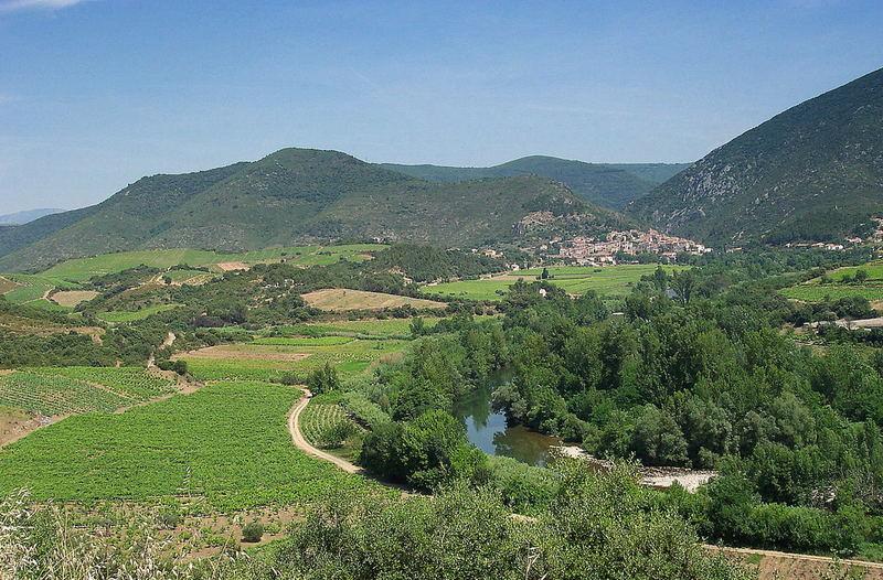 L'Orb in Haut Languedoc