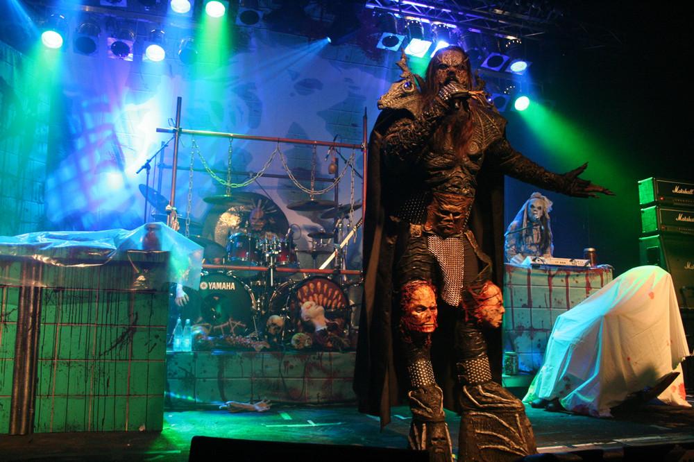 Lordi: Löwensaal Nürnberg 2009