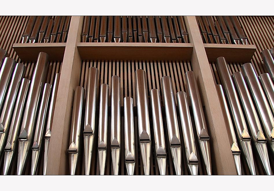 l'orgue de St. Bonifaz
