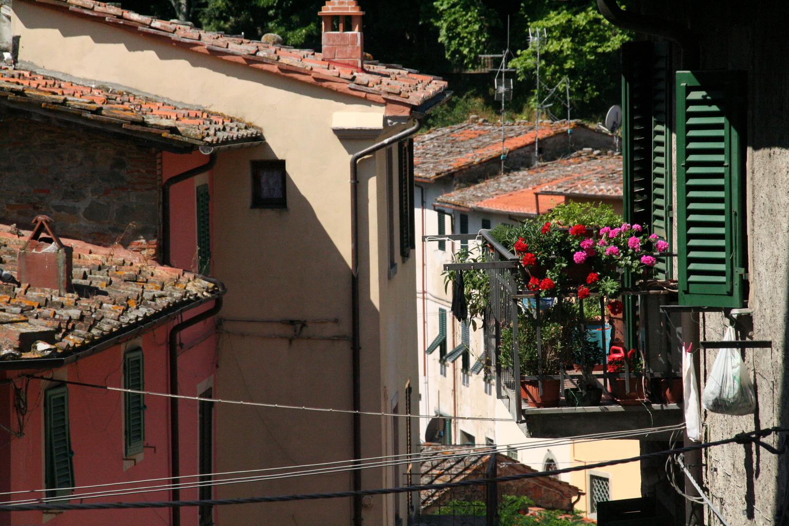 Loro Ciuffenna/ Toskana -im Herzen der herrlichen Toskana-
