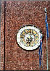 L`orologio del Municipio di Oslo