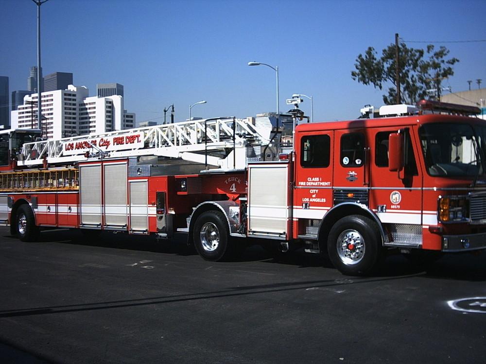 Los Angeles Feuerwehr