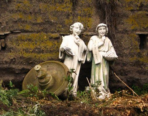 Los angeles olvidados / The forgotten angels