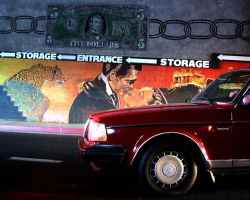 Los Angeles Tunnel(ixus2mp)