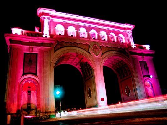 Los Arcos de Guadalajara, Jalisco. México