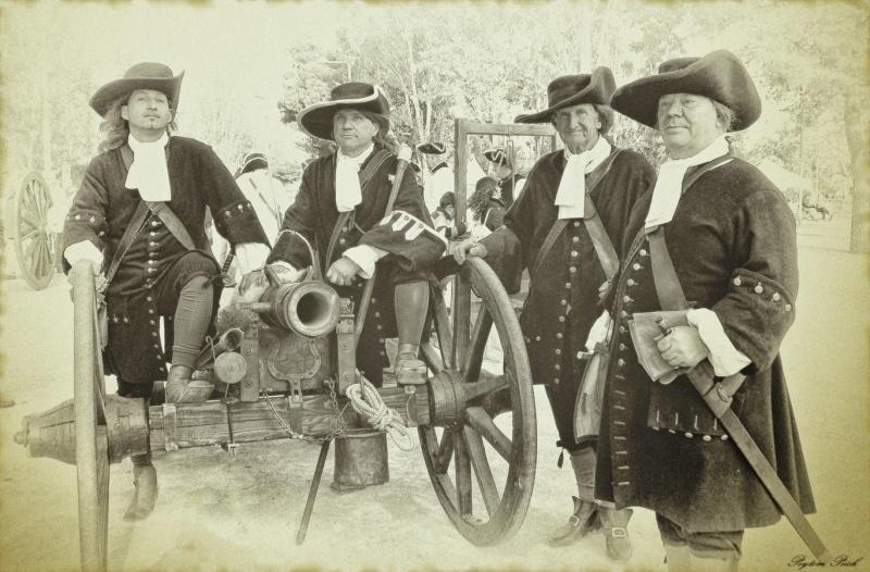 Los artilleros