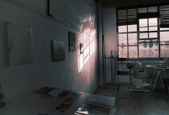 Los artistas y la luz I