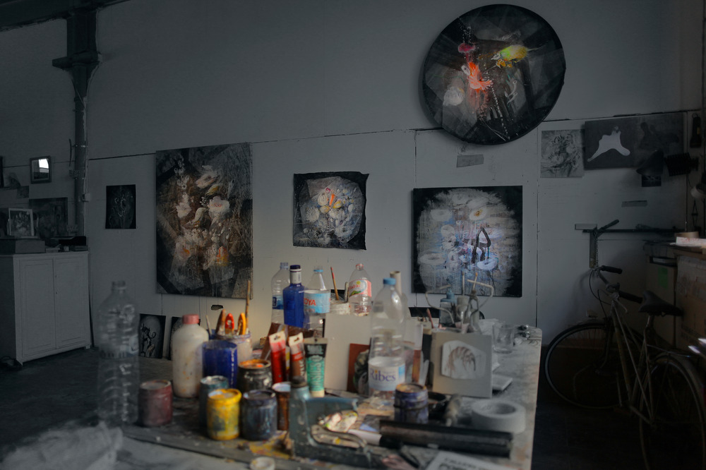 Los artistas y la luz IV