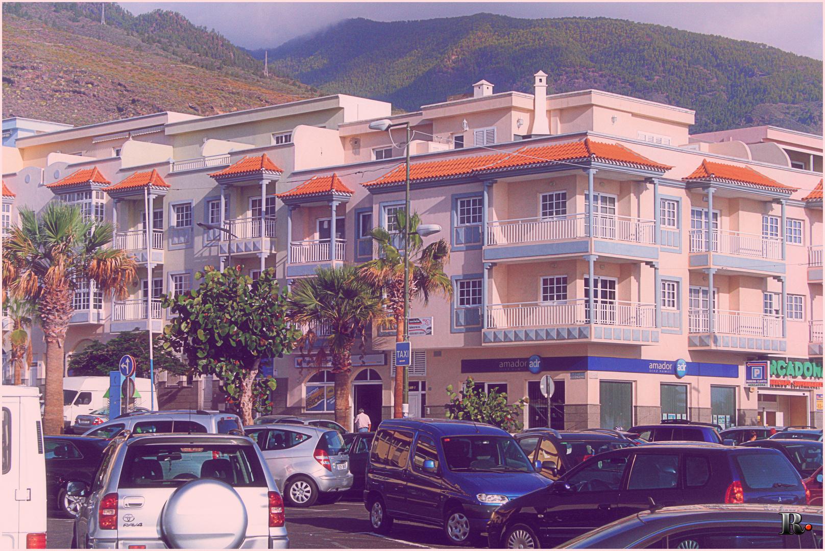 Los balcones de la nostalgia