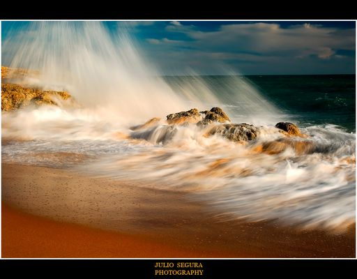 Los Cabellos del Mar