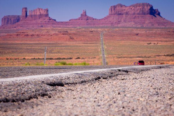 Los caminos de Utah