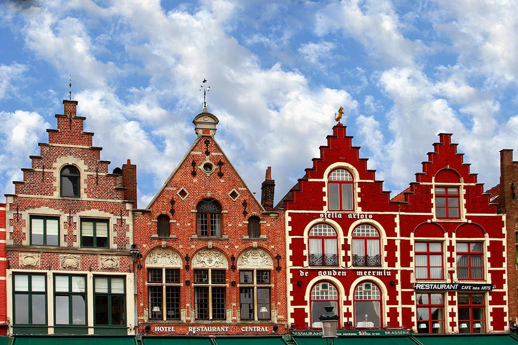Los cielos de Bélgica