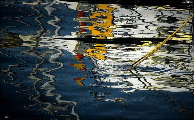 ...los colores del mar...