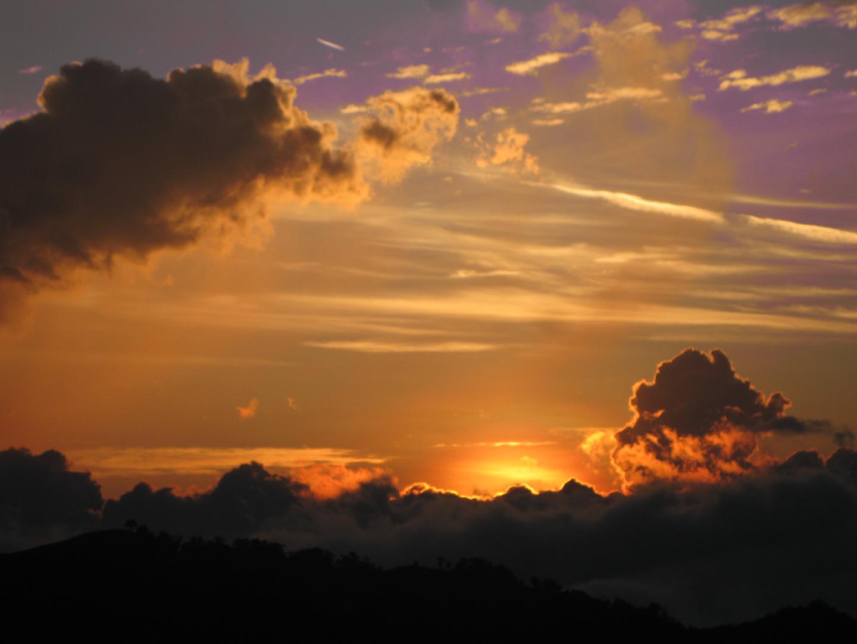 Los colores del sol
