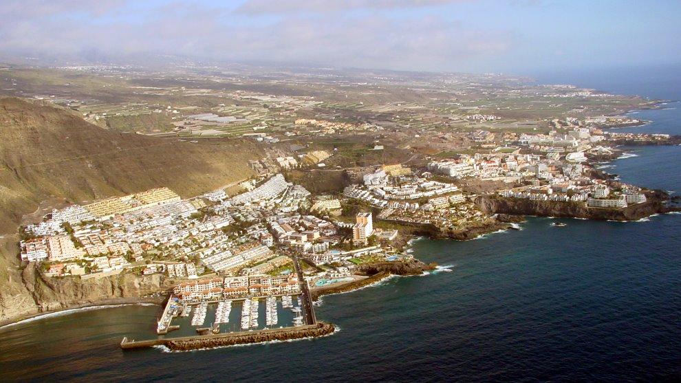 Los gigantes und puerto santiago teneriffa foto bild europe canary islands die kanaren - Puerto de los gigantes ...