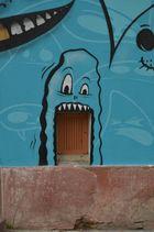 Los graffiti de mi barrio