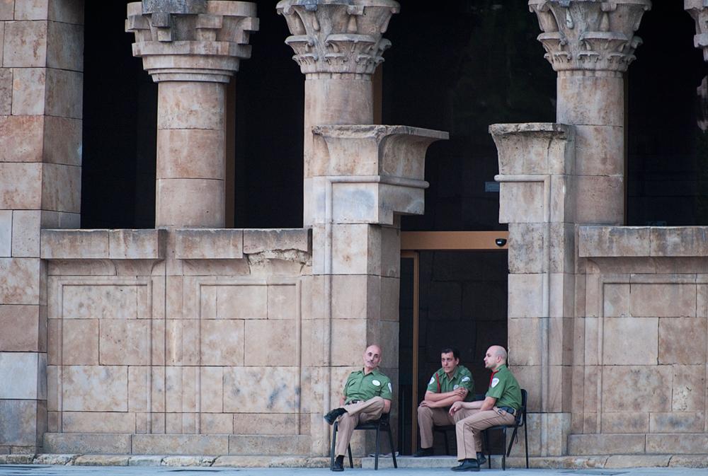 Los Guardianes del Templo
