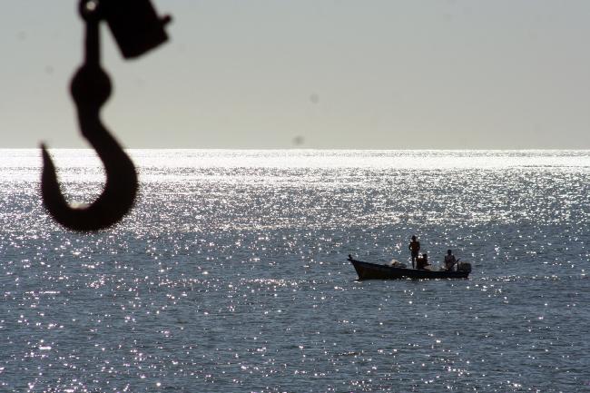 Los hombres unidos al mar, El Salvador.