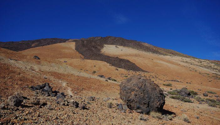 Los Huevos del Teide