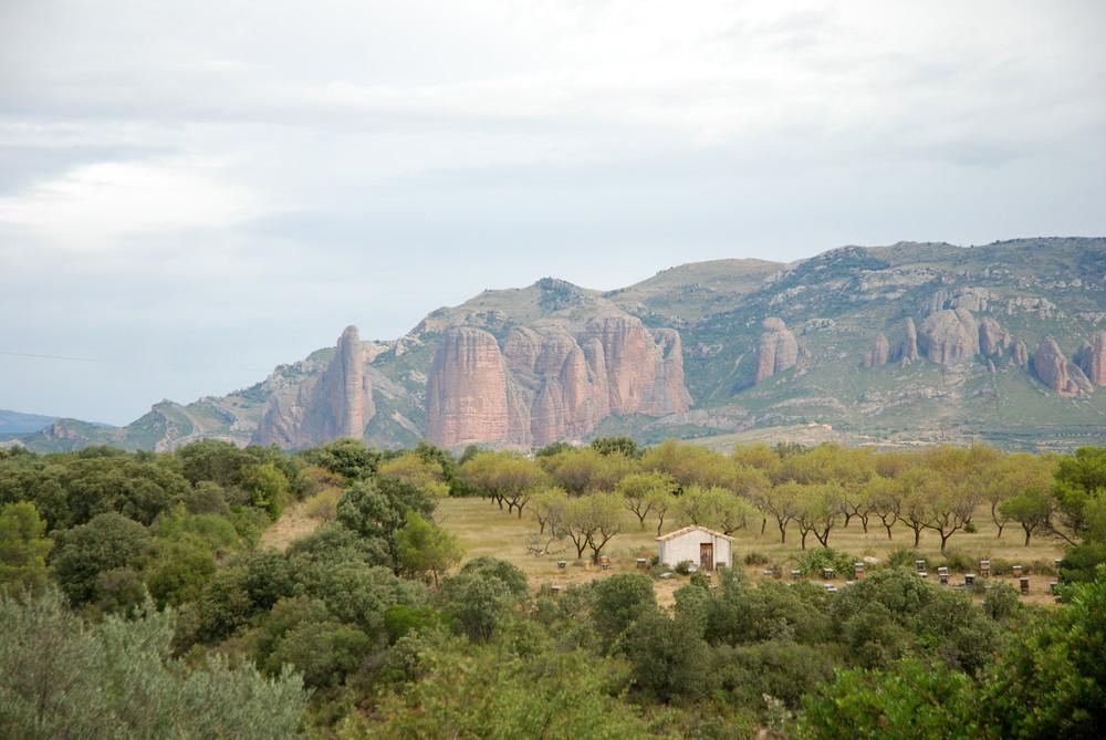 Los Mallos de Riglos / Aragon