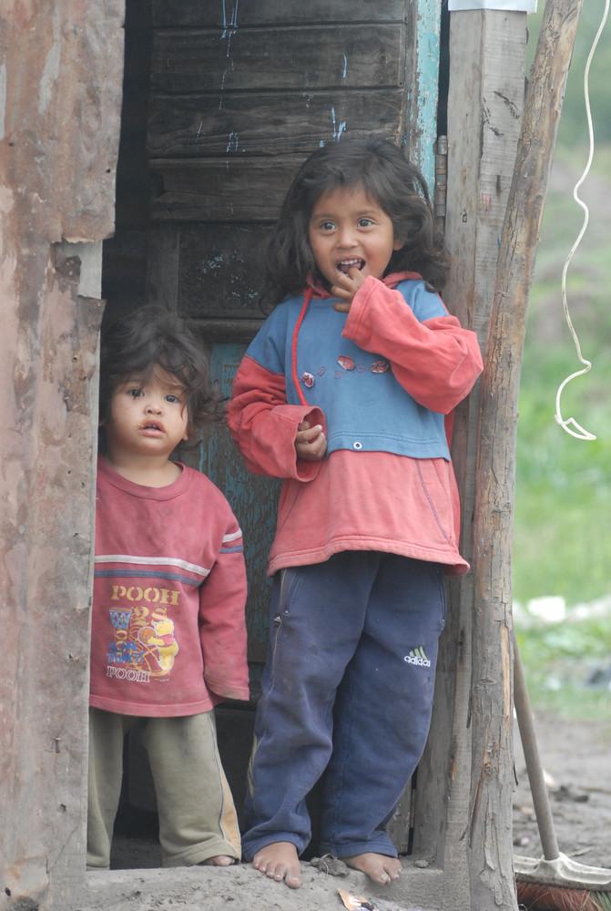 """""""Los niños de la pobreza 3"""""""