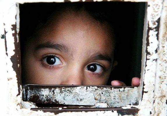 Los Ojos hermosos de Omar Brito
