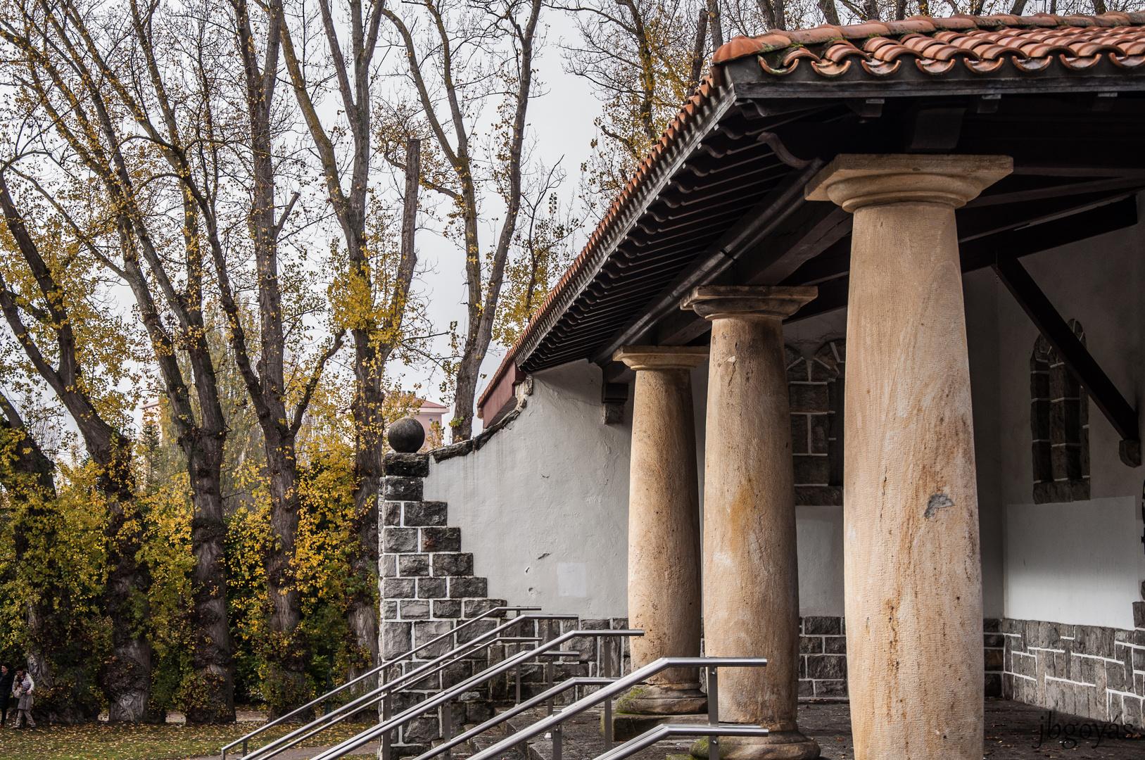 Los Pilares de la Ermita