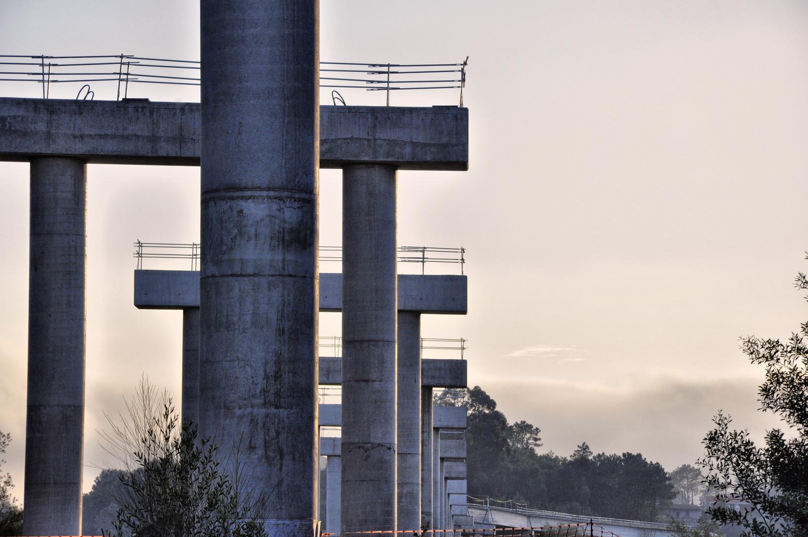 Los pilares del camino