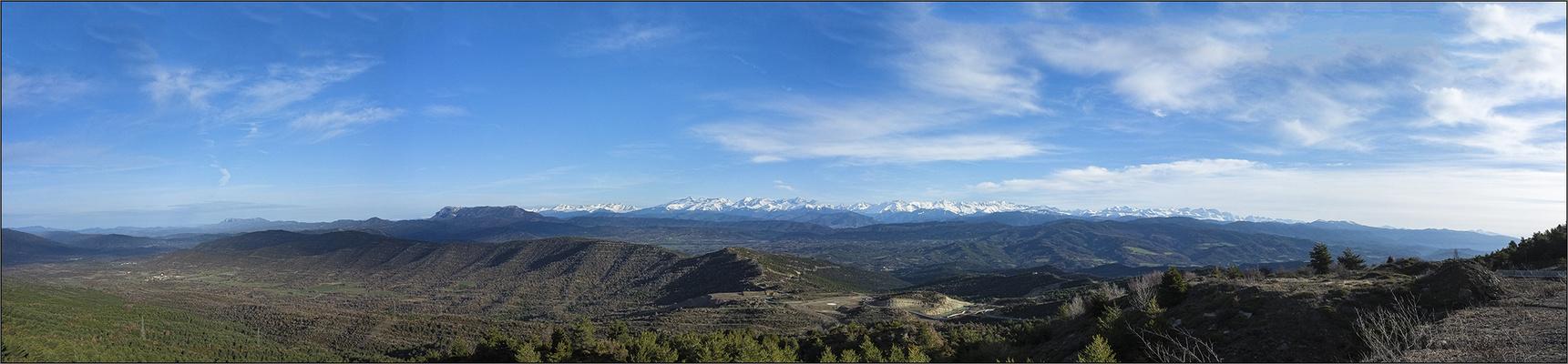 Los Pirineos oscenses